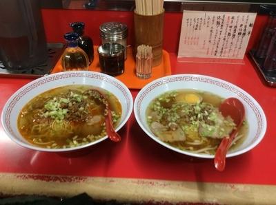 「台湾麺」@味仙の写真