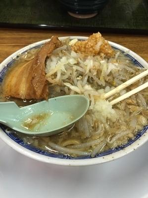 「ふじ麺」@大勝軒 響の写真