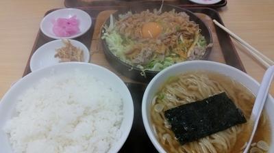 「鉄板麺」@大盛軒の写真