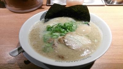 「梅田盛り 超特濃」@一風堂 SHIROMARU-BASE 梅田店の写真
