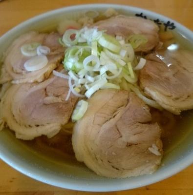 「チャーシューメン」@拉麺 かくだやの写真