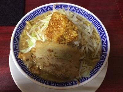 「ふじ麺」@明神角ふじの写真