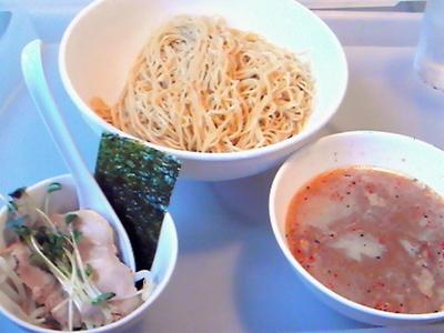 「イツワつけ麺¥730」@イツワ製麺所食堂の写真
