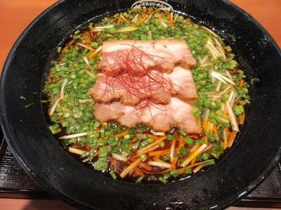 「限定 台湾チャーシュー麺(918円)」@こだわりらーめん ゆきむら亭 つくば店の写真