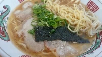 「ラーメン」@紫川ラーメンの写真