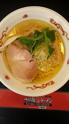 「塩らぁ麺いのち」@大つけ麺博プレゼンツ つけ麺VSラーメンの写真