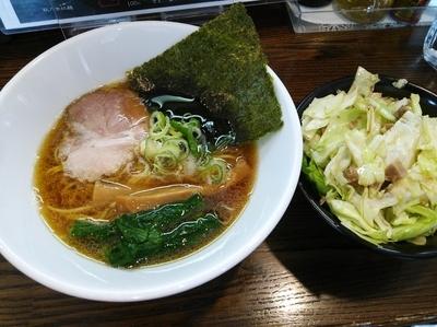「醤油拉麺」@拉麺 阿吽の写真