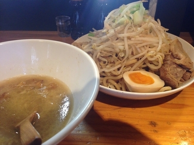 「武郎つけ麺」@武将の写真