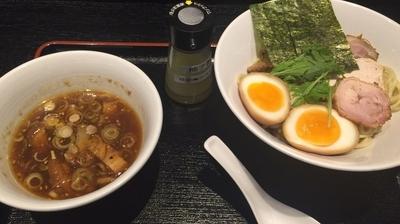 「つけ麺 しょう油」@麺行使 伊駄天 静岡店の写真