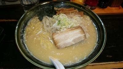 「札幌味噌ラーメン」@堂々軒の写真