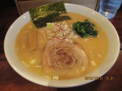 「らーめん(しょうゆ)¥680 大盛¥50」@麺屋 龍神の写真