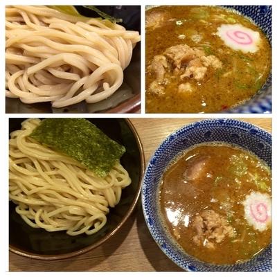 「☆つけ麺 ほぐし豚☆」@舎鈴 クロスガーデン川崎店の写真