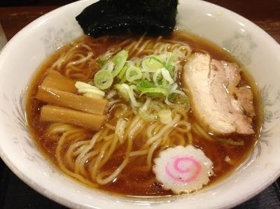 「中華そば ¥700」@つけ麺 丸和 尾頭橋店の写真