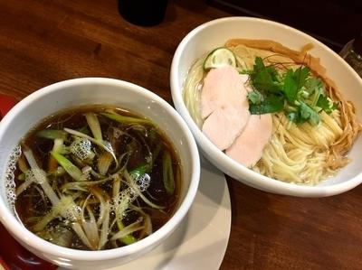 「細つけ麺・大」@麺や維新の写真