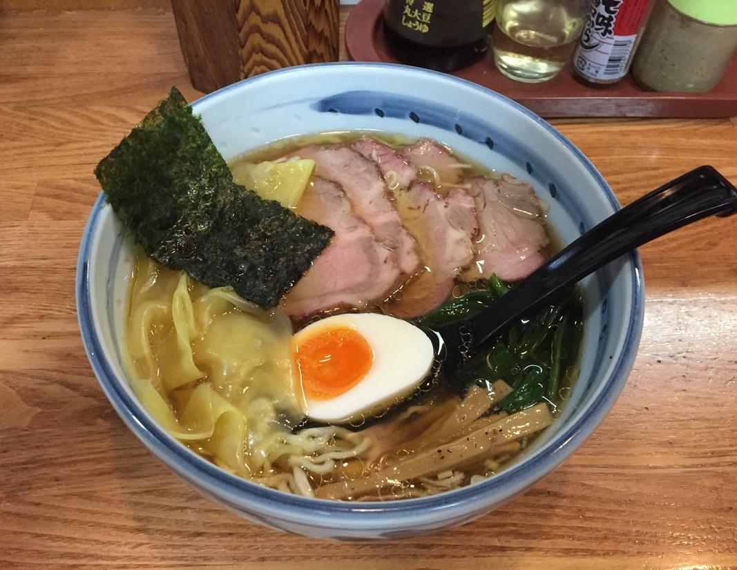【平井】駅周辺のラーメン屋5選!有名店プロデュースのラーメンにボリューム満点二郎系も