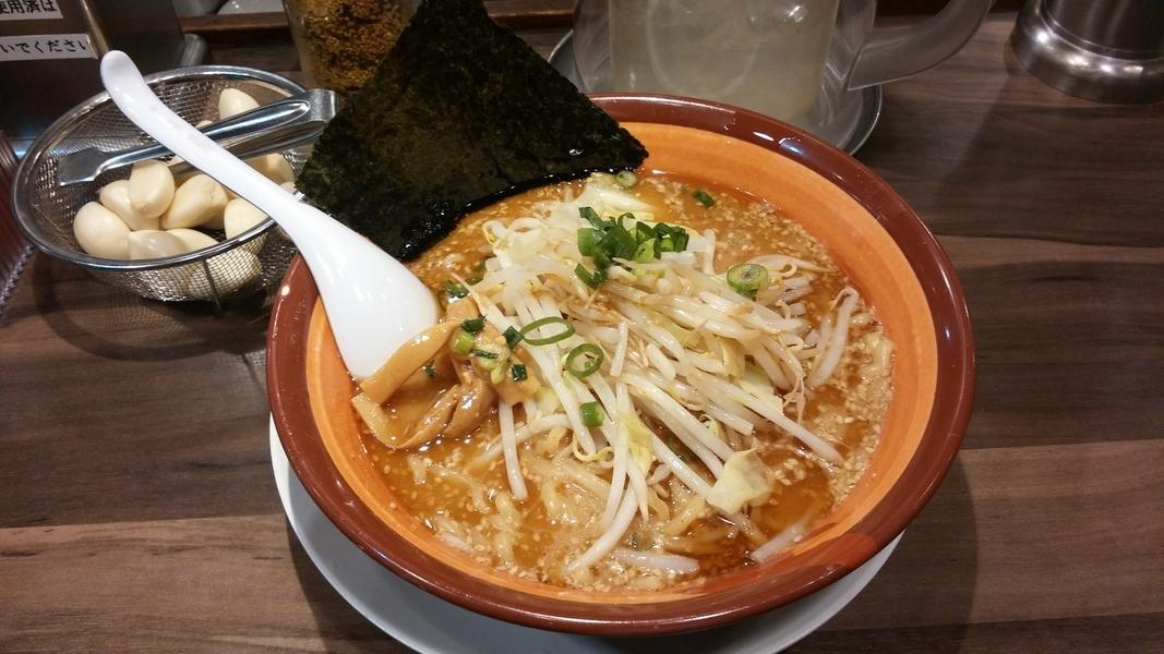 有名店が勢揃い!上野駅周辺で味噌ラーメンがオススメのお店4選
