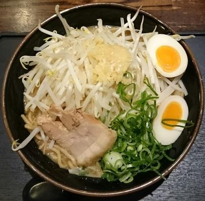 「くせもの 味玉」@麺匠 えい蔵の写真