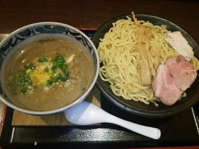 「あばれ煮ぼ搾りつけそば(大盛)【限定】」@麺道 麒麟児の写真