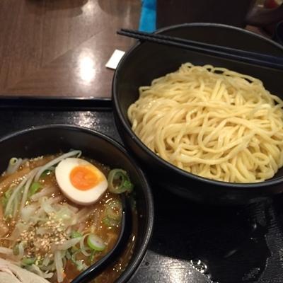 「味噌つけ麺」@つけ麺 さとう 晴海店の写真