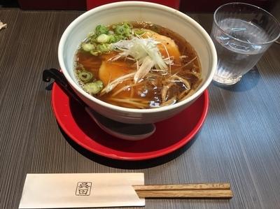「醤油ラーメン」@柳麺 呉田-goden-の写真