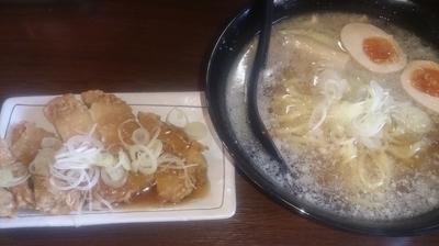 「排骨麺 ¥830」@拉麺 丸哲の写真