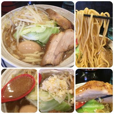 「二郎(並)¥880」@麺屋 GOO ~noodle house~の写真