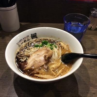 「隼みそラーメン」@ら〜麺 楓の写真