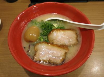 「味玉らーめん:800円」@らーめん味味 三ノ輪店の写真