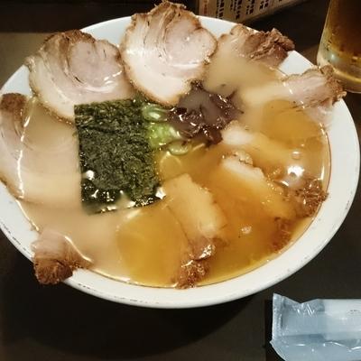「焼豚ラーメン」@らーめん 葦善の写真