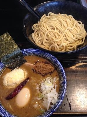 「かれあつ  味玉  mixチーズ」@狼煙 〜NOROSHI〜の写真