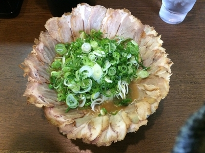 「たく味チャーシューメン」@中華そば たく味の写真