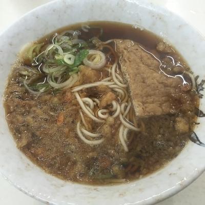 「むじな(¥370)」@仲屋製麺所の写真