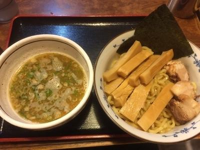 「つけ麺 メンマ増」@中華そば 華丸の写真