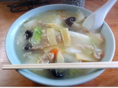 「【広東麺】600円」@中華料理 龍馬の写真