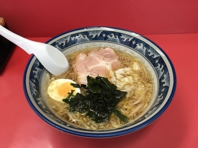 「さんきゅうラーメン  580円」@麺屋さんきゅうの写真
