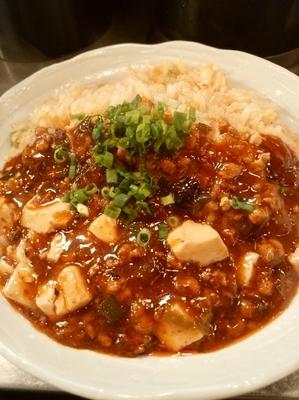 「麻婆炒飯(大盛同料金)680円」@東京肉炒飯の写真