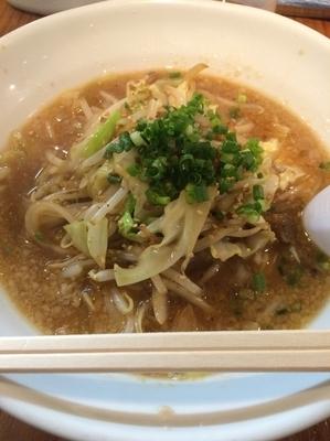 「こく味噌らーめん 780円」@らーめんめんぱちの写真