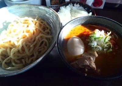 「カレーつけ麺(並)」@らぁ麺 一歩の写真