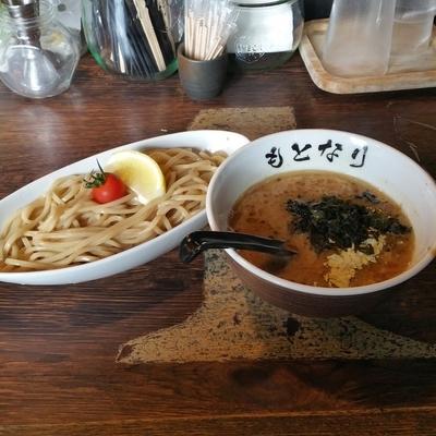 「海老つけめん(850円)」@麺や偶 もとなり 久茂地店の写真