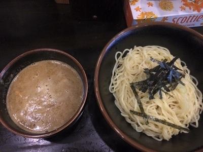 「ごまつけ麺」@麺屋 神兵衛の写真