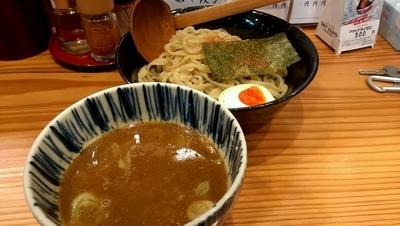 「つけ麺中盛(780円)」@麺家 大森の写真