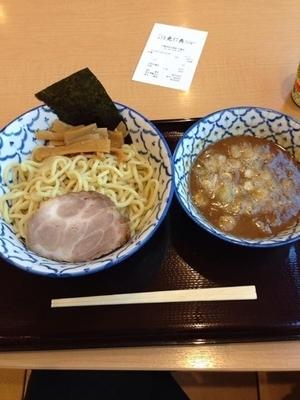 「つけ麺」@兎に角 another leafの写真