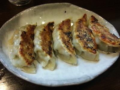 「鶏肉餃子」@鶏々 TORIDORIの写真