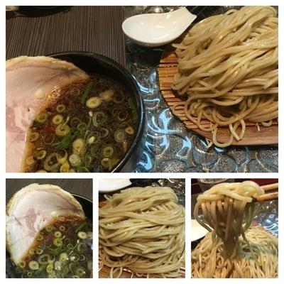 「ざるつけ麺  820円」@柳麺 呉田-goden-の写真