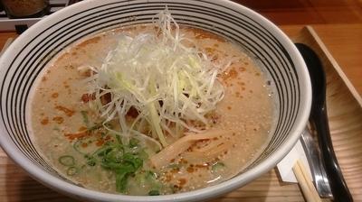 「坦々麺830円」@麺屋 正元 つくば南店の写真