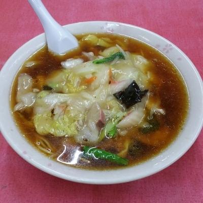 「辨麺(ばんめん)620円」@中華料理 萬福の写真