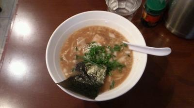 「らーめん_700円」@ZOOTの写真