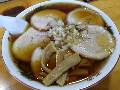 「【1日30食限定】チャーシューめん450円」@麺屋 味噌一 本店の写真
