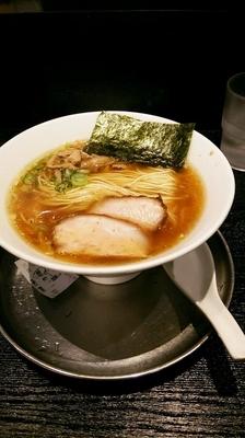 「らーめん 醤油 大盛」@麺行使 伊駄天 静岡店の写真