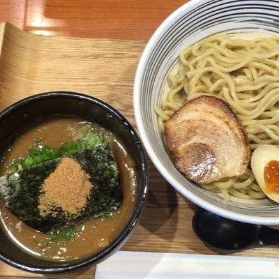 「正元つけ麺+大盛(LINE C500円)」@麺屋 正元 つくば南店の写真